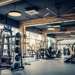 Gym and leisure cleaning Manchester
