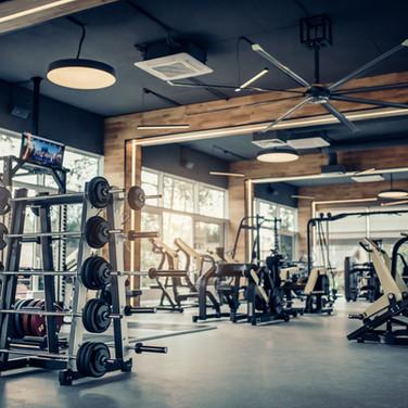 Fitness AG (ausgebucht)