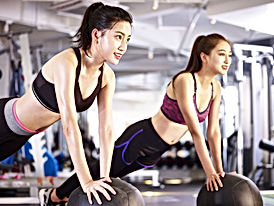 Gym Fitness Trainers