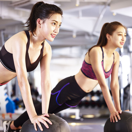 GET FIT AND STAY MOTIVATED WITH A WORKOUT BUDDY