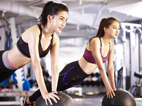 Fitness with a Friend Package