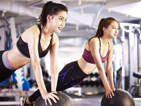 Spor Salonu Fitness Eğitmenleri