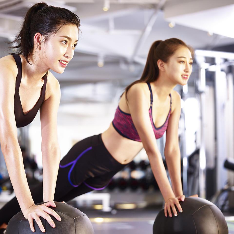 Personal & Partner Training