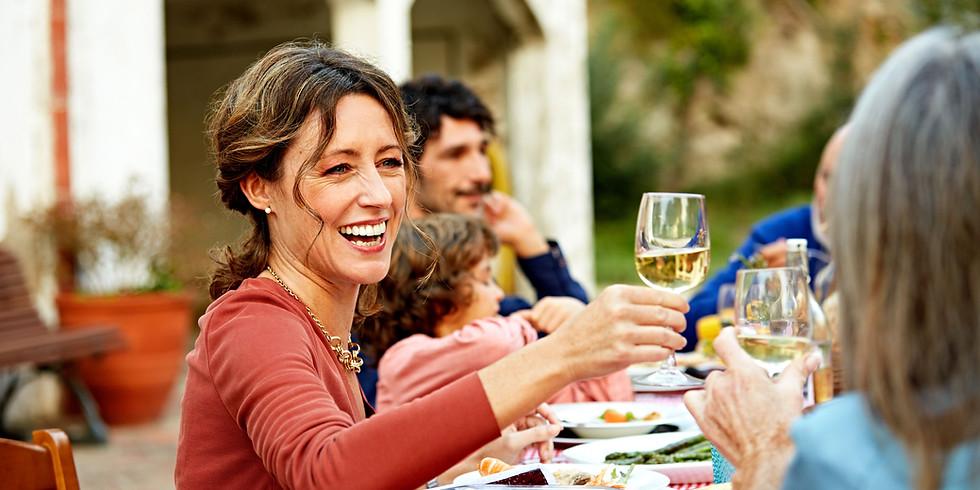 Celebrate Crush at the Vineyard