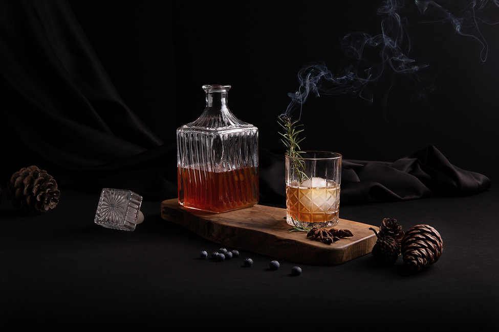Smoky Drink
