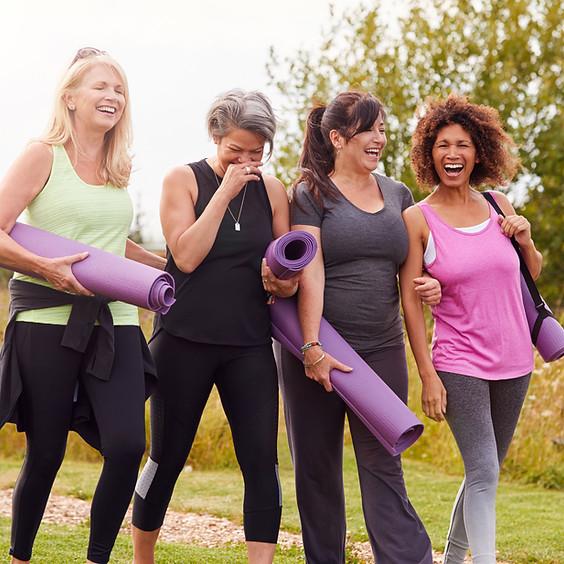 Yoga en Abondance - Reporté 8/11 Journée FiT&ZeN
