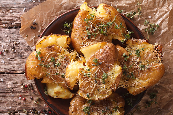 Potatoes with Thyme