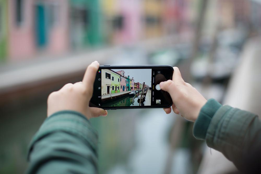 iphoneでインスタ映えする写真の加工方法