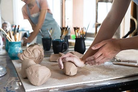 Corso di ceramica