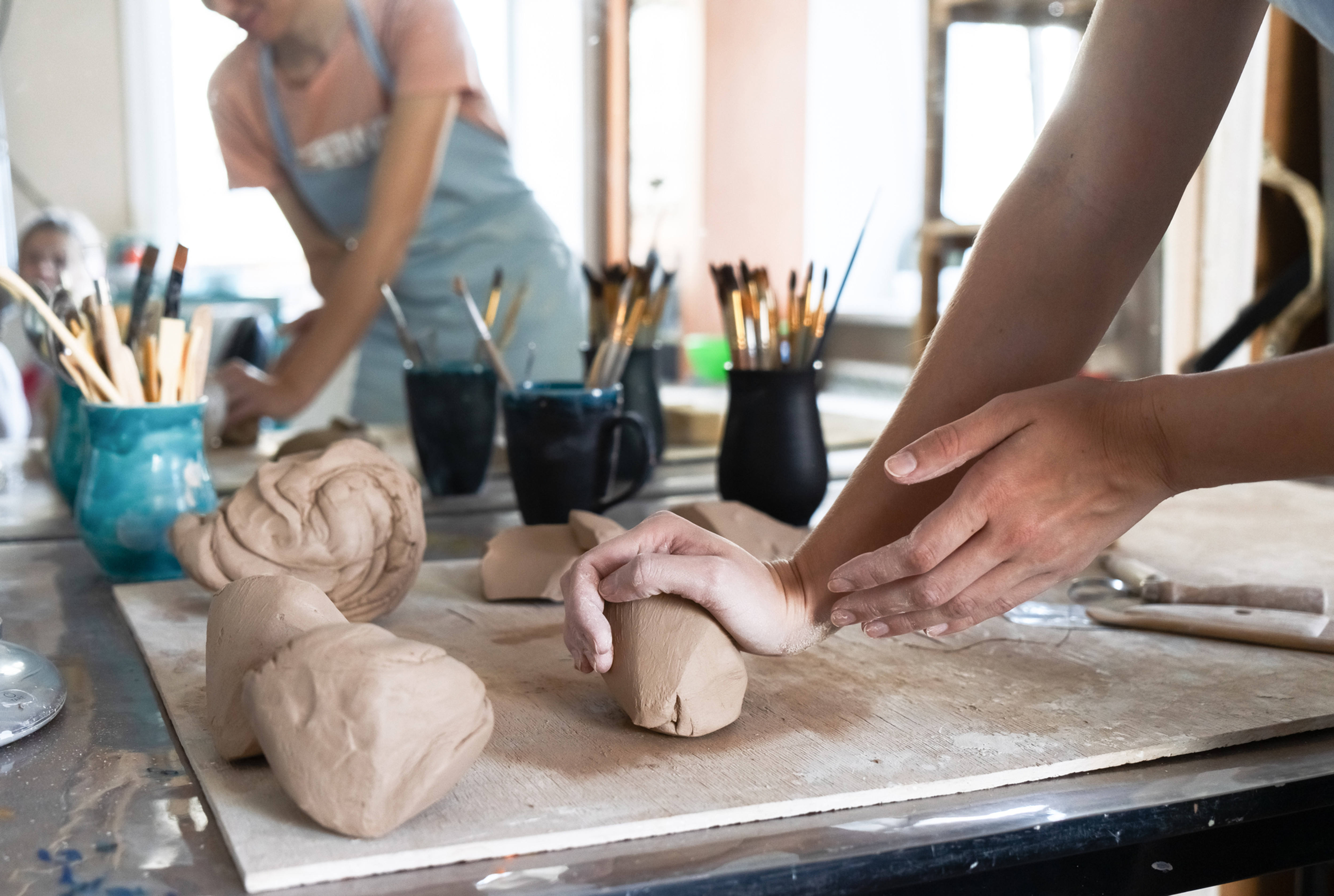 Playing with Clay 102
