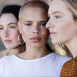 Chicas multiétnicas