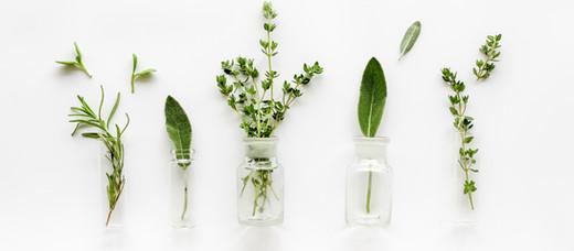 Herbal Sprays and Splashes