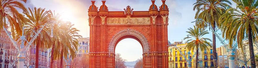 Barcelona Monument Spain