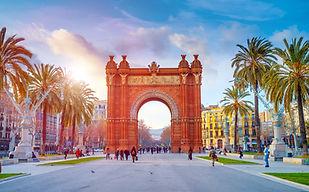 Barcelona Monument
