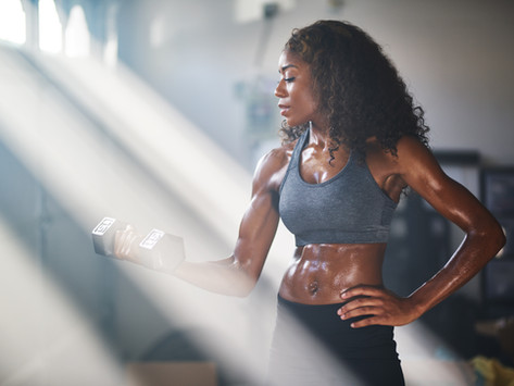 What is the best repetition range to burn body fat?