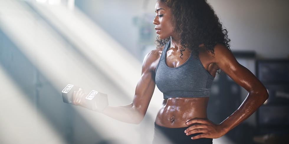 30 MIN FULL BODY FAT BURN - NO JUMPING | TARGET STUBBORN BELLY FAT