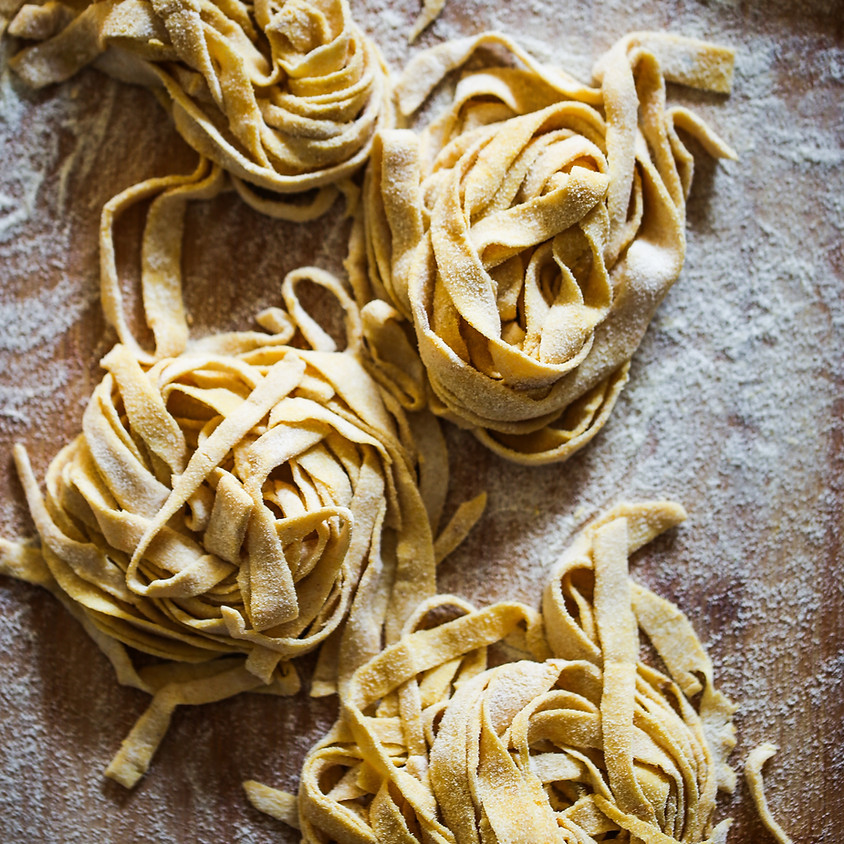 Homemade Pasta 101 ~ 6 pm