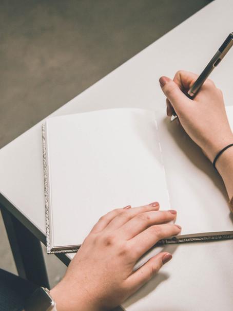Atelier d'écris-le