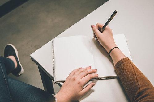 CAP Français - Affiche gestes barrières- Dire Lire Ecrire le métier
