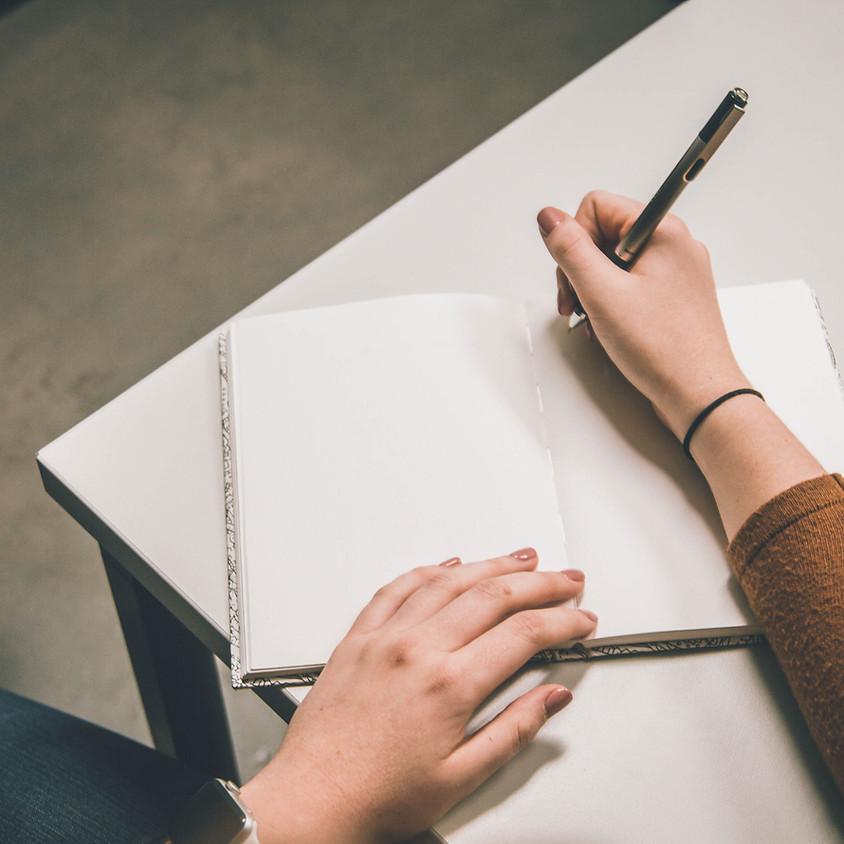 Write Me - Women's self care writing circle (Adults)