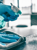 Sanitization & Deep Cleaning
