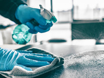 Sanitise Cleaning