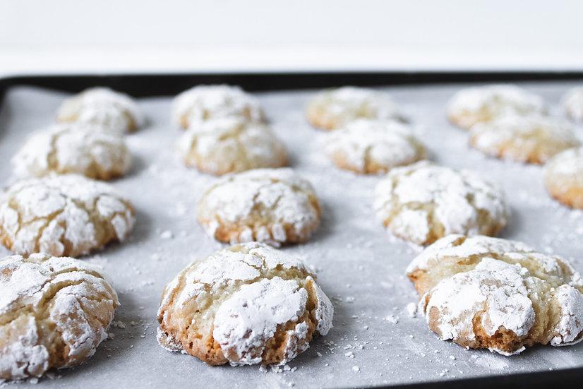 Maple Brown Sugar Cookies (6pk)