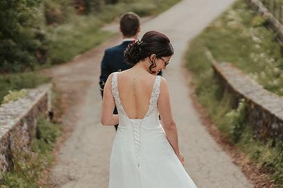 Shooting photo de mariés