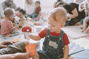 Kursangebote & Baby Massage | Krabbelgruppe Wildfang | Billerbeck | Kreis Coesfeld