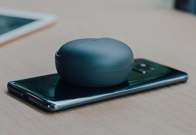 Caricabatterie per telefono wireless