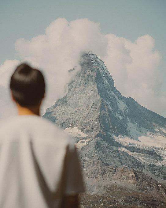 Montanha alta