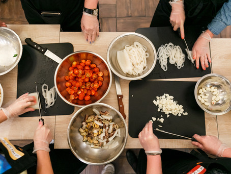 STARTING POINTS FOR MACRO COUNTING of THE IMPORTANCE OF PREPPING YOUR MEALS