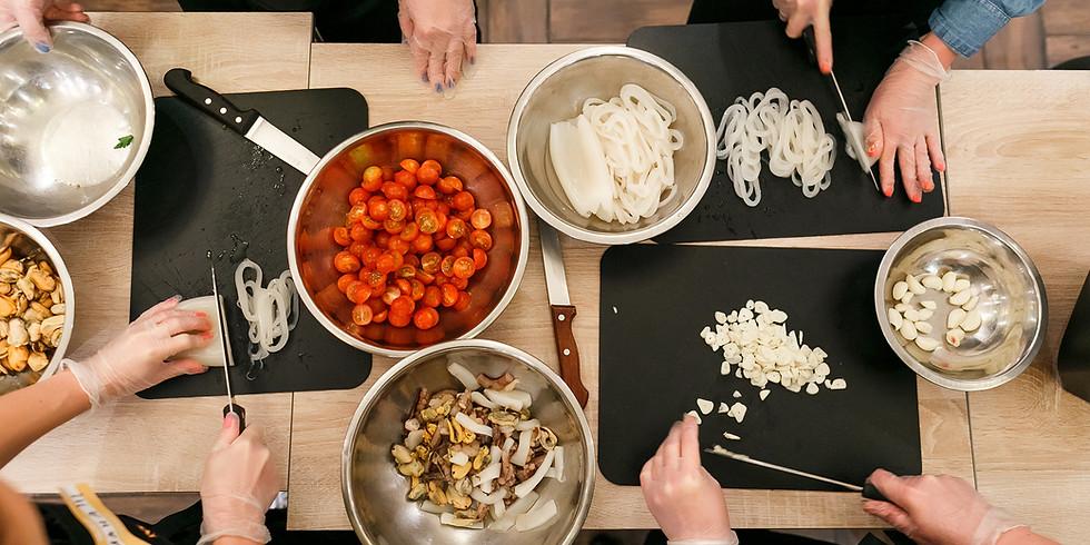 J'apprends les bases de la cuisine en 3 séances