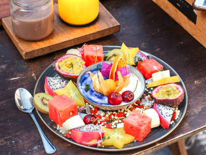 Fruits vitamin salad