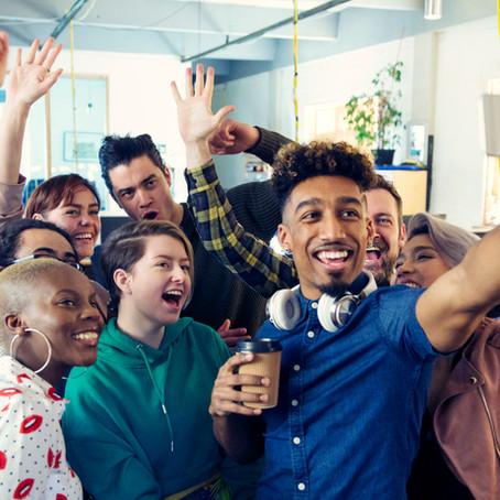 #Events: Soziale Medien erhöhen Vergnügen