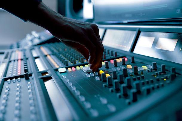 ses donanımı, studio