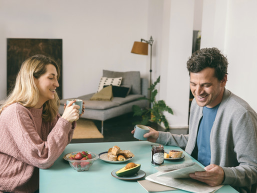 Почему важно разговаривать с партнёром?