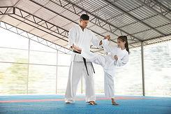Judo-Lektion