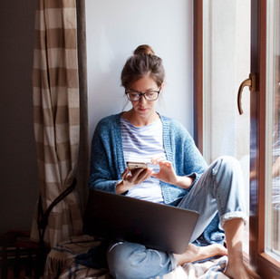 [infographic] Top 10 tips for working from home