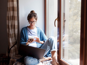 5 things you can do for your career while staying at home