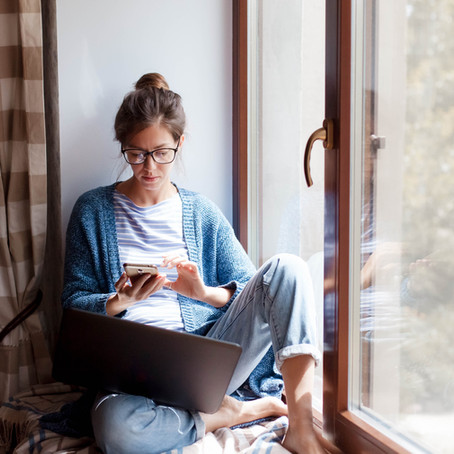 How to work from home without losing your mind and gaining 20lbs.