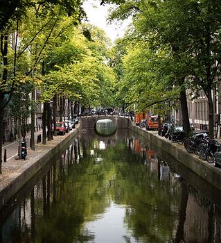 Amsterdamse kleine gracht
