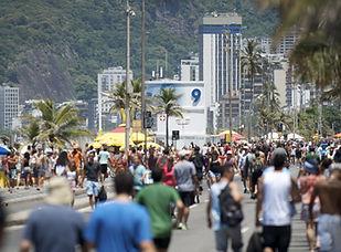 Calçadão Rio de Janeiro