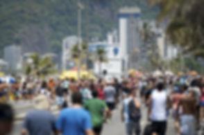 Boardwalk in Rio