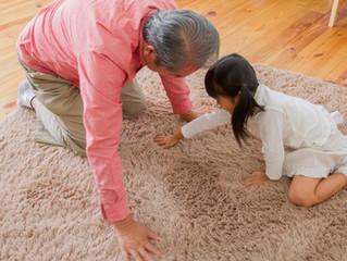 幼い娘にテレビを見せる義父、わたしの心の変化