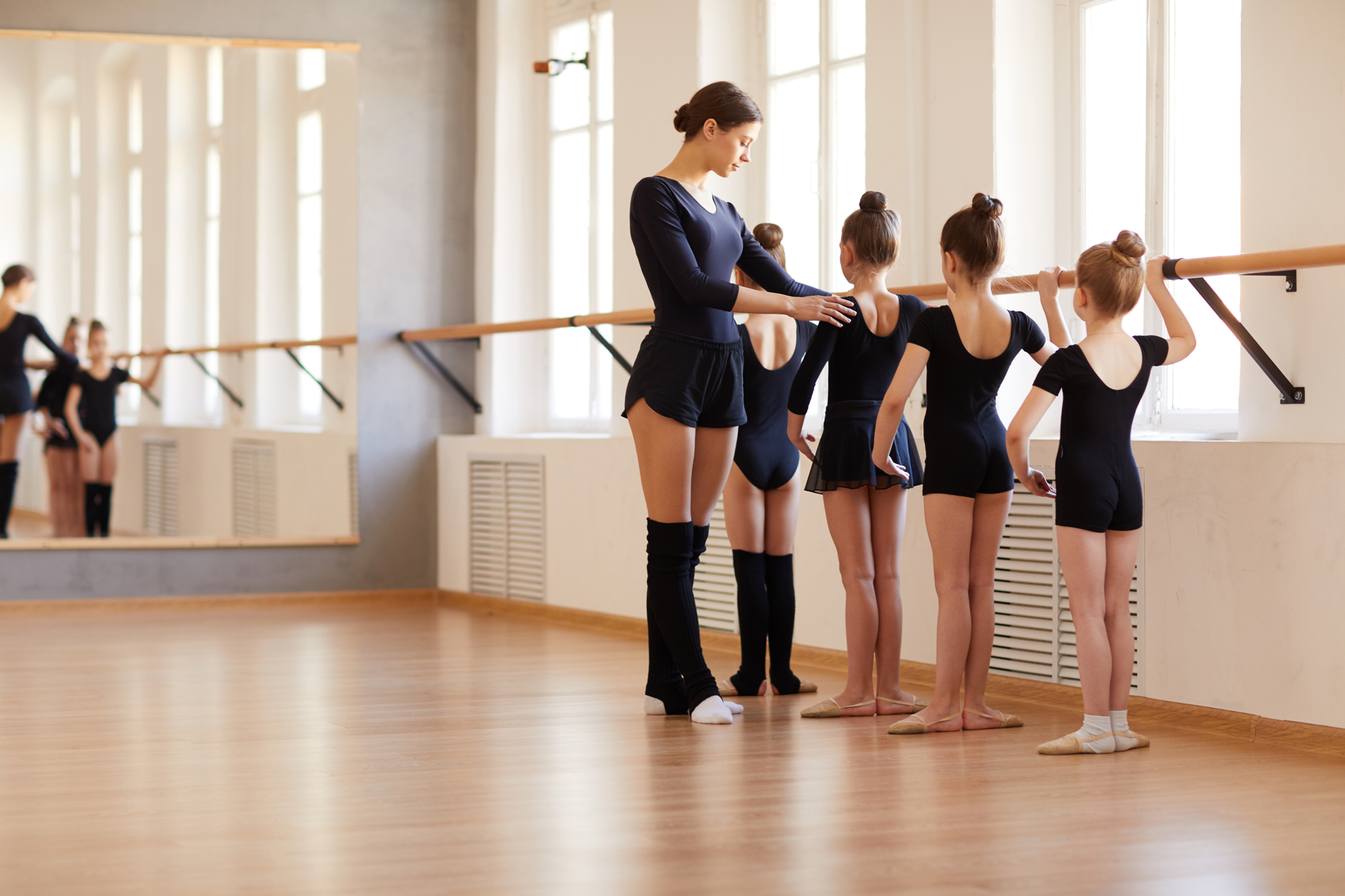 BALLET, TAP AND MODERN(8 to 12 Yrs)(SAT)
