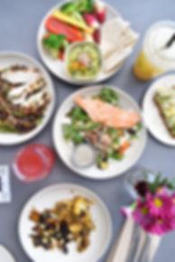 Gezond eten, persoonlijk voedingsadvies aan de hand van bloedtest labtest