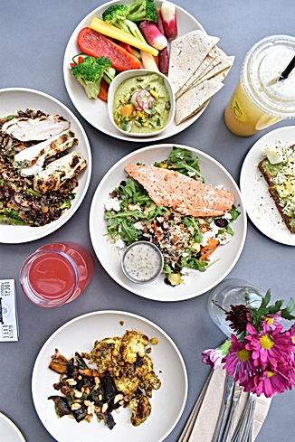 Vegetarisch-vegane Küche