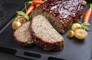 Tasty Twosome Meatloaf