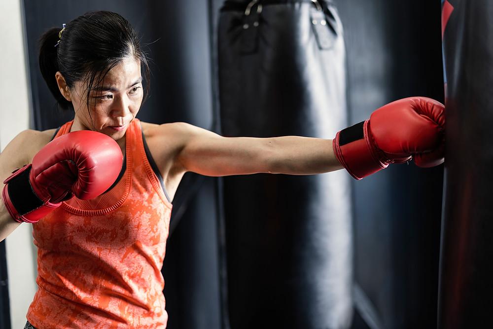 boxing fitness training keller, texas
